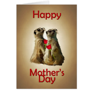 Mother's Day Kats Card