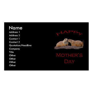 Mother's Day Kiss Pack Of Standard Business Cards