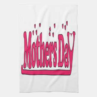 Mothers Day Kitchen Towel