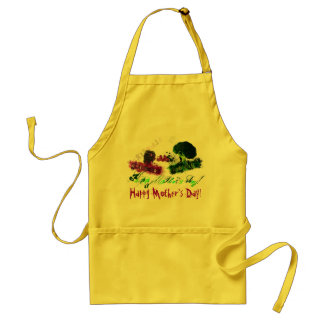 Mother's Day Match Up Standard Apron
