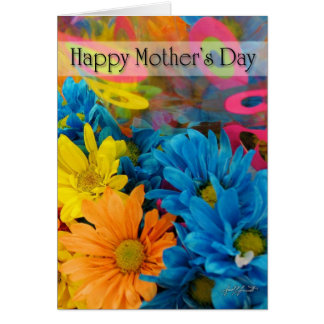 Mother's Day (Multi-Color) Card