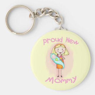 Mother's Day / New Mom Key Chain