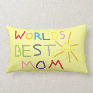 MOTHER'S DAY PILLOWS - LUMBAR OR THROW - BEST GIFT