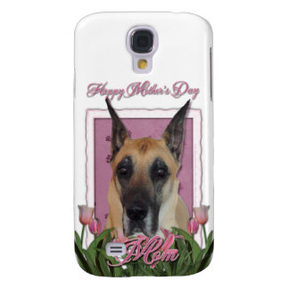 Mothers Day - Pink Tulips - Great Dane