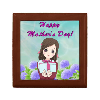 Mother's Day Present Gift Box