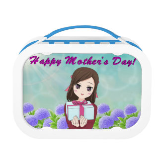 Mother's Day Present Lunch Box