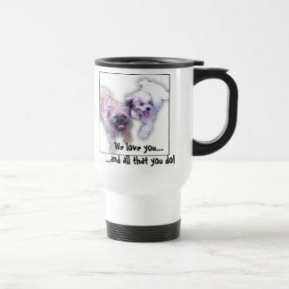 Mother's Day Puppy Love Mug