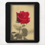 Mother's Day Rose Mousepads