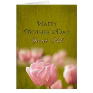 Mother's Day - SECRET PAL Greeting Card