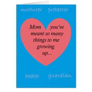 Mothers Day Surprise Card