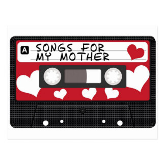 Mothers Day Tape Postcard