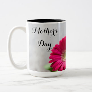 Mother's Day Two-Tone Coffee Mug