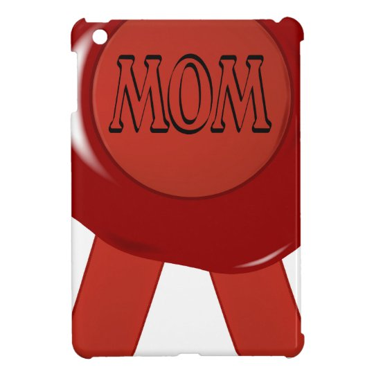 Mothers Day Wax Stamp Case For The iPad Mini