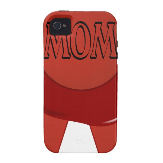 Mothers Day Wax Stamp iPhone 4 Cover