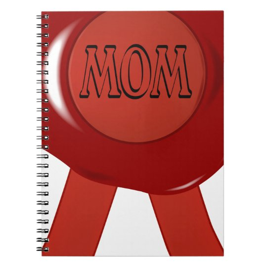 Mothers Day Wax Stamp Notebook