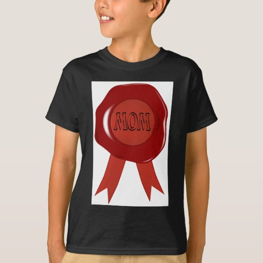 Mothers Day Wax Stamp T-Shirt