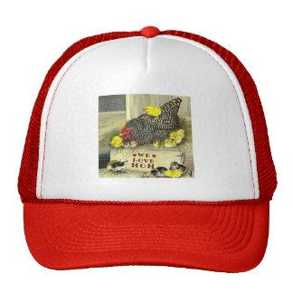 Mother's Day:  We Love Mom! Trucker Hat