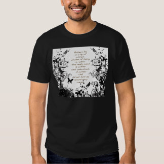 Mother's day wishes black Abusive T-shirt