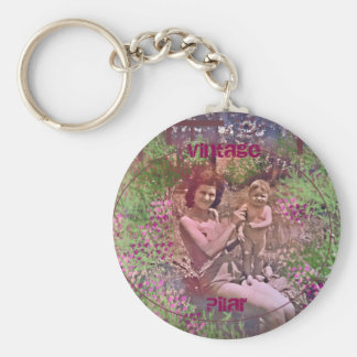 Mother's Day years 60 Keychain