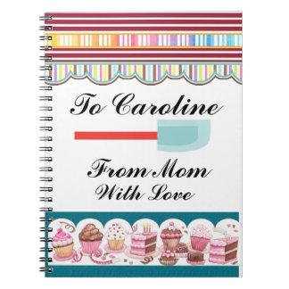 Mother's Favorite Recipes - SRF Notebook