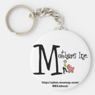 Mothers Inc Keychain