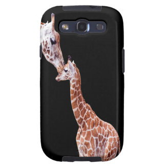 Mothers Kiss Samsung Galaxy S3 Case