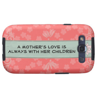 Mother's love galaxy SIII cover