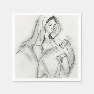 Mothers Love Disposable Napkins
