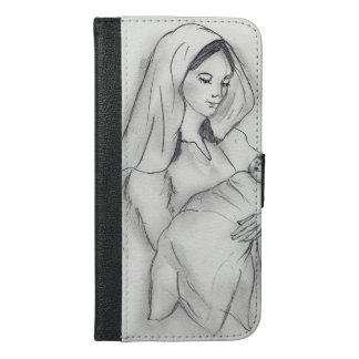 Mothers Love iPhone 6/6s Plus Wallet Case