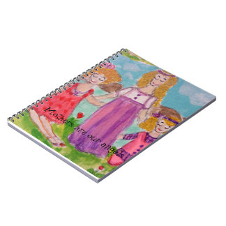 mothers notebook