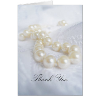 Mother's Pearls Card