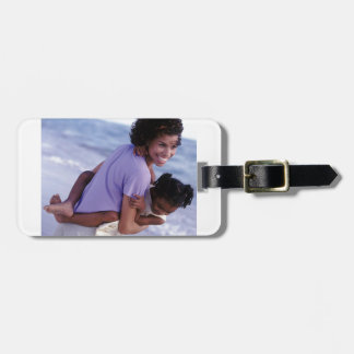 Mother's Play Luggage Tag