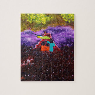 """Mother's Protection"" Jigsaw Puzzle"