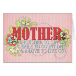 Mother's Quote Cards