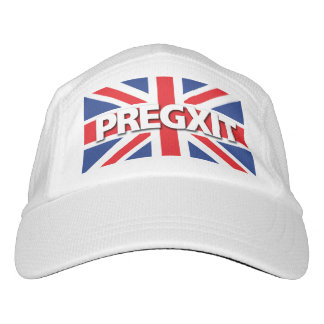 MOTHERS-TO-BE: Vote PREGXIT Headsweats Hat