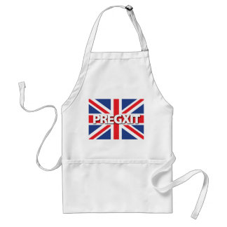 MOTHERS-TO-BE: Vote PREGXIT with this Standard Apron