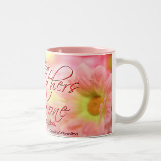 Mother's Two-Tone Coffee Mug