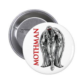 Mothman 2 Inch Round Button