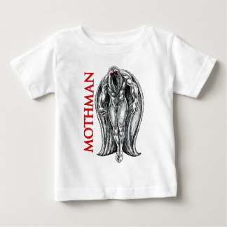 Mothman Baby T-Shirt