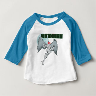 Mothman Believes in Me! | Point Pleasant, WV Baby T-Shirt