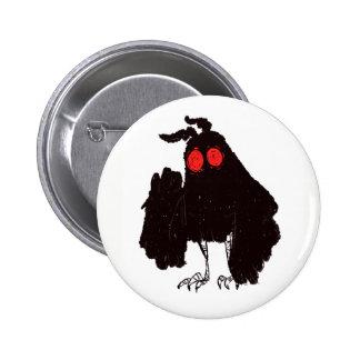Mothman Button