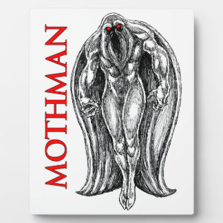 Mothman Plaque