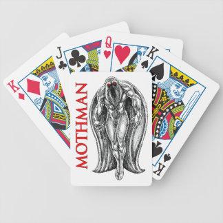 Mothman Poker Deck