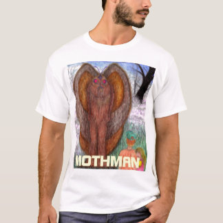 mothman red eyes T-Shirt