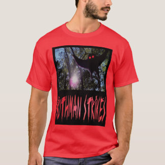 Mothman Strikes T-Shirt