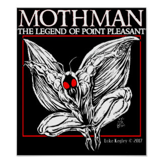 Mothman: The Legend of Point Pleasant Poster