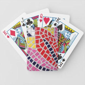 motif 1 bicycle playing cards