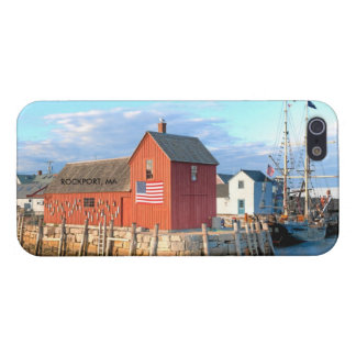 MOTIF 1 ROCKPORT MA COVER FOR iPhone 5/5S
