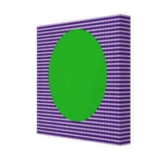 Motif carré d énergie d AMOUR Impression Sur Toile