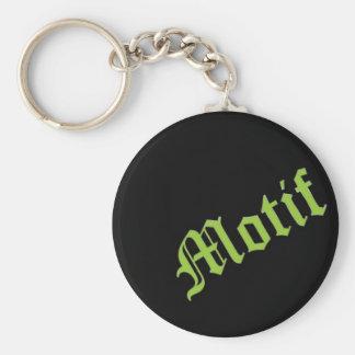 Motif - Customized Keychain